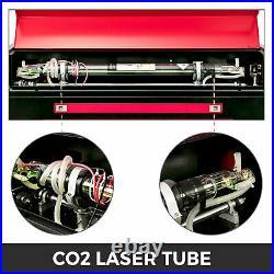 VEVOR 60W CO2 Laser Engraver Cutter 28×20 with Ruida Panel Engraving Machine DIY