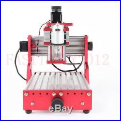VISE Laser Metal Engraving Carving Machine 1419 CNC Router Milling Cutting ER11