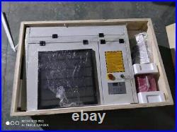 ZD4040 40W Desktop Co2 Laser Engraving Machine Mini Cutter Laser For Nonmetallic